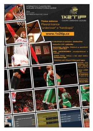 Časopis 1X2tip - BŘEZEN 2014