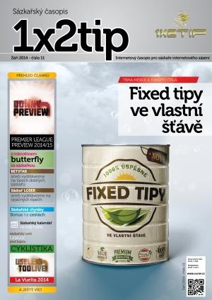 Časopis 1X2tip - ZÁŘÍ 2014