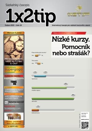 Časopis 1X2tip - DUBEN 2015