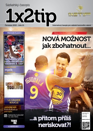 Časopis 1X2tip - ČERVENEC 2015