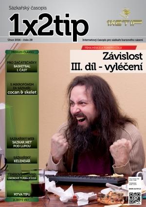 Časopis 1X2tip - ÚNOR 2016