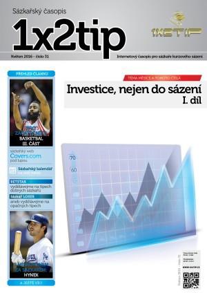 Časopis 1X2tip - KVĚTEN 2016