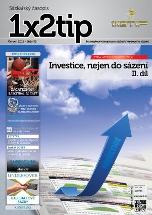 Časopis 1X2tip - ČERVEN 2016
