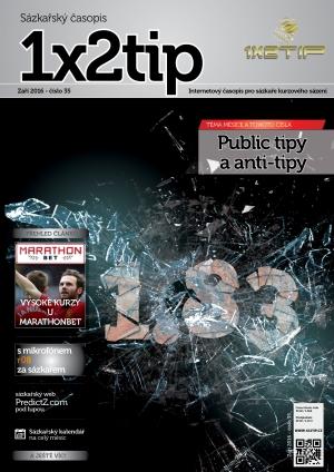 Časopis 1X2tip - ZÁŘÍ 2016