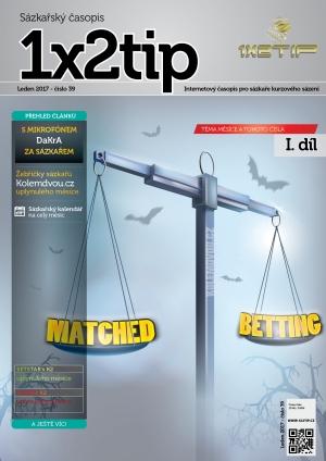 Časopis 1X2tip - LEDEN 2017