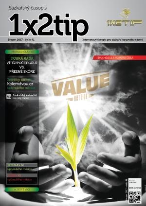 Časopis 1X2tip - BŘEZEN 2017