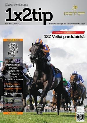 Časopis 1X2tip - ŘÍJEN 2017